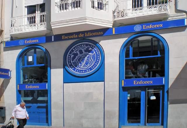 Enforex alicante flights euroamerica investments renta fija colombia