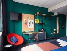 在阿姆斯特丹的荷兰语学校: Language Corner