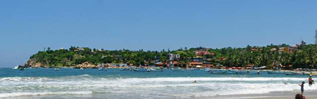 Spanisch in Puerto Escondido mit Language International
