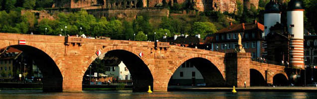 Cours d'allemand à Heidelberg avec Language International