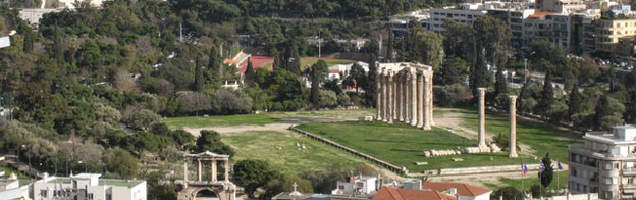 greco in Atene con Language International