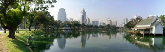 English in Bangkok with Language International