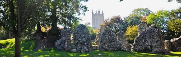 Séjours linguistiques à Bury St Edmunds avec Language International