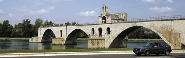 francês em Avignon com Language International