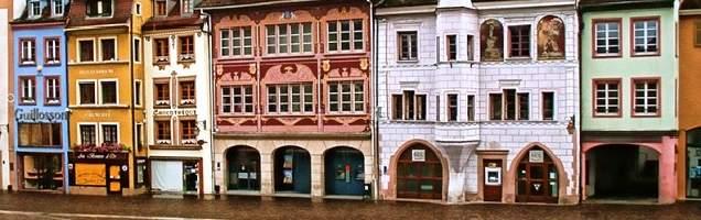 Jazykové školy v Mulhouse