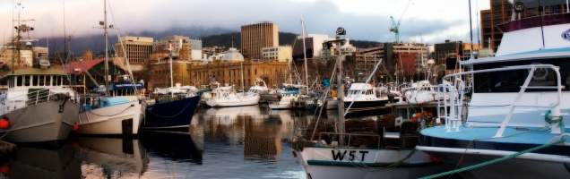 Englisch in Hobart mit Language International