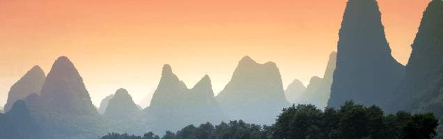 Guilin'de Language International ile Çince Mandarin