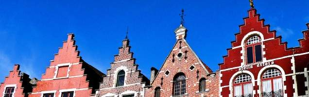 Brugge'de Language International ile İngilizce
