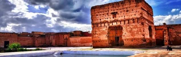 ranskan Marrakechissa Language Internationalin kanssa