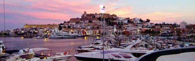 Spanyol di Ibiza bersama Language International
