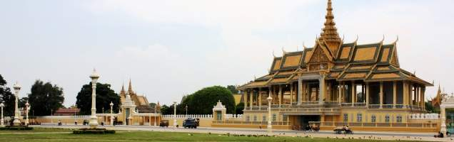 cinese mandarino a Phnom Penh con Language International