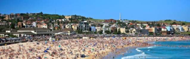 engleză in Bondi Beach Noua Ţară a Galilor din Sud with Language International