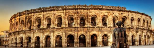francese a Nîmes con Language International