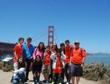 Engels scholen in San Francisco: Tamwood Camps