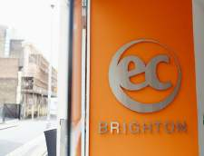 Engels scholen in Brighton: EC Language Schools: Brighton