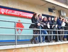 Şcoli de Spaniolă în Salamanca: Estudio Sampere: Salamanca