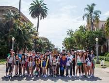 San Diego'da İngilizce okulları: International House: San Diego