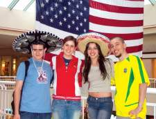 在圣地亚哥的英语学校: LSI San Diego (Junior)