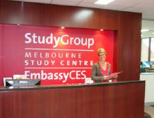 Engelsk skoler i Melbourne: Embassy English: Melbourne