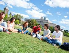 English schools in Toronto: Embassy English: York University, Toronto (Junior)