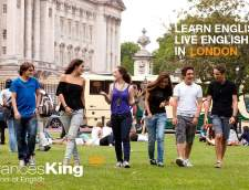 倫敦的語言學校: Frances King School of English in London