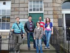 Engels scholen in Edinburgh: Global School of English: Edinburgh