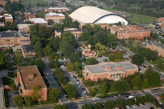 University Of Tennessee Campus Tour Video