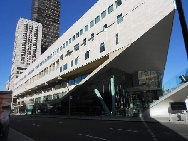 Juilliard School Campus Tour