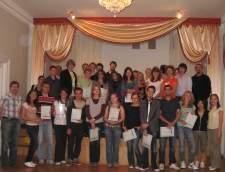 venäjän koulut Pietarissa: Derzhavin Institute