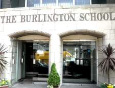 런던에 있는 영어 학교: The Burlington School of English