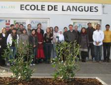 French schools in Strasbourg: Institut Stralang