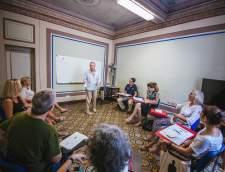 italian koulut Luccassa: Koinè Center - Italian Language School in Lucca