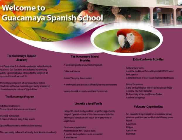 Guacamaya Spanish School (Copán Ruinas, Honduras) - Reviews