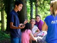 Ecoles d'anglais à Verbier: Altitude Camps