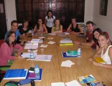 Floransa'da İtalyanca okulları: Istituto Il David