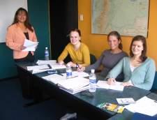 espanjan koulut Quitossa: Amazonas Education & Travel
