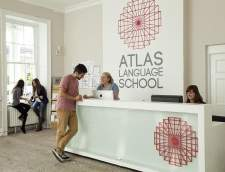 在都柏林的英语学校: Atlas Language School