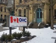 Engels scholen in Toronto: OHC Toronto