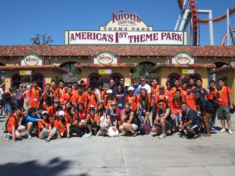 Tamwood Camps (Los Angeles, USA) - Reviews - Language