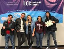 English schools in Denver: LCI Language Centers