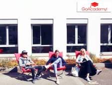 デュッセルドルフにあるドイツ語学校: GoAcademy! Sprachschule Düsseldorf
