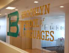 Sekolah Inggris di New York: Brooklyn School of Languages, LLC