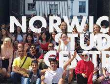 English schools in Norwich: Norwich Study Centre, Flying Classrooms School of English