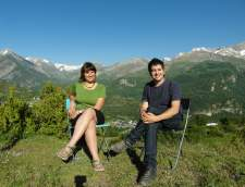 Spanish schools in Huesca: Mountain and Language