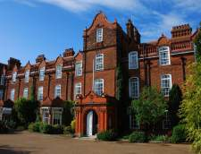 Escuelas de Inglés en Peterborough: Hughes Hall, Cambridge University