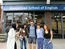 Engels scholen in Londen: British Study Centres London Hampstead