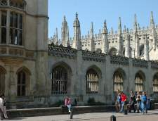 캠브리지에 있는 영어 학교: Language Studies International (LSI): Cambridge (Junior)