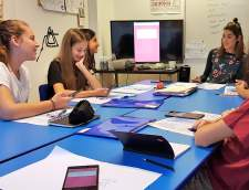 English schools in Rochester: SKOLA Camden Juniors (Academic year, September - May)