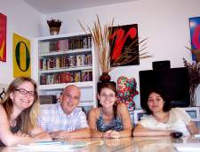 Spanskaskolor i Granada: Escuela Montalbán