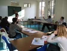 在里昂的法语学校: Institut Lyonnais
